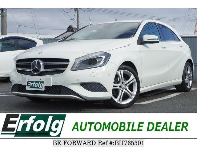 Used 2013 MERCEDES-BENZ A-CLASS BH765501 for Sale