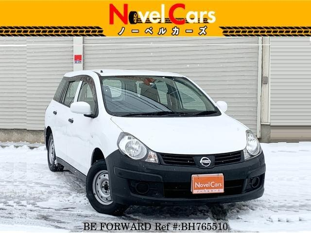 Used 2014 NISSAN AD VAN BH765510 for Sale