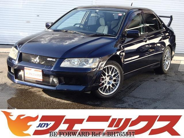 Used 2002 MITSUBISHI LANCER BH765517 for Sale