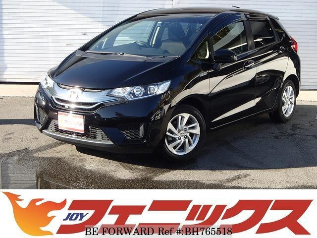 Used 2013 HONDA FIT HYBRID BH765518 for Sale