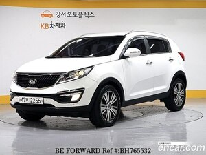 Used 2015 KIA SPORTAGE BH765532 for Sale