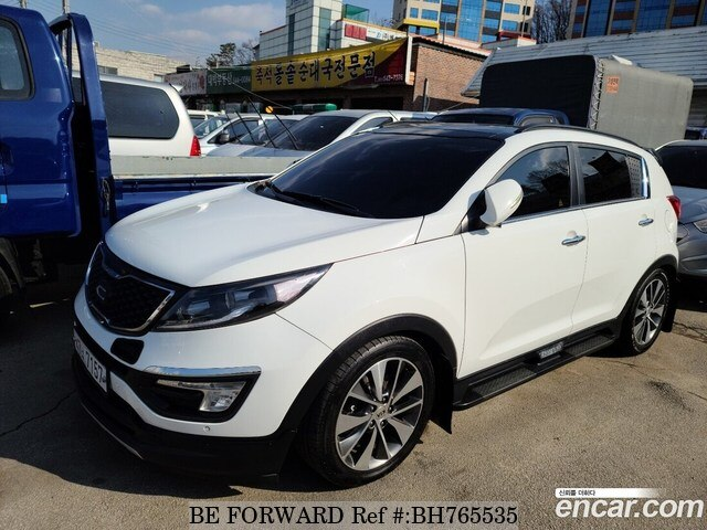 Used 2015 KIA SPORTAGE BH765535 for Sale