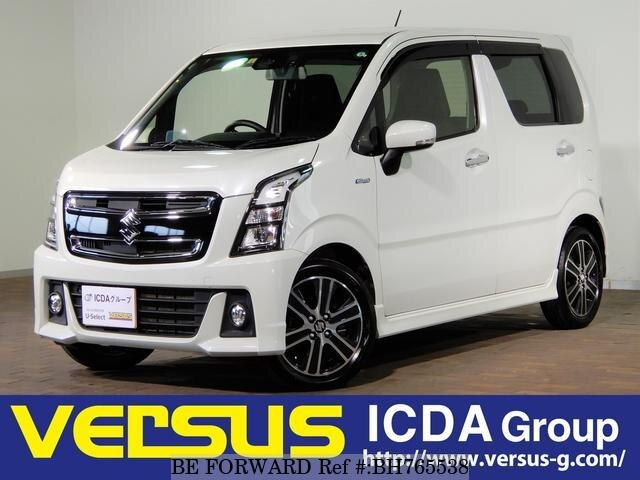 Used 2017 SUZUKI WAGON R BH765538 for Sale
