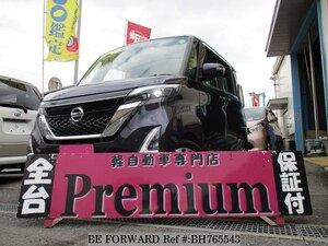 Used 2020 NISSAN ROOX BH765543 for Sale