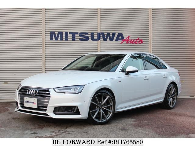 Used 2018 AUDI A4 BH765580 for Sale