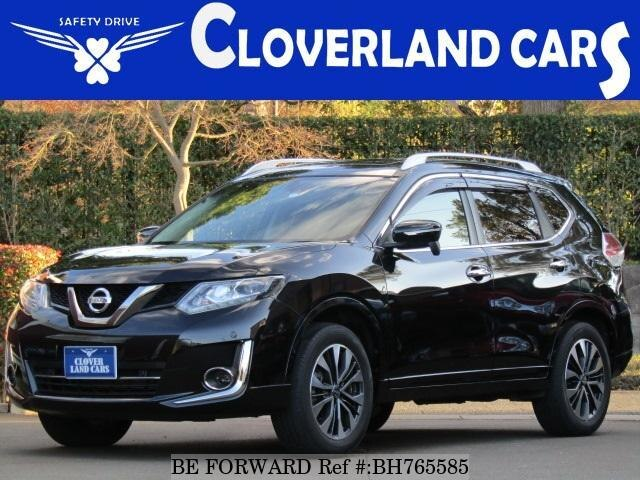 Used 2016 NISSAN X-TRAIL BH765585 for Sale