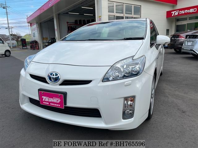 Used 2010 TOYOTA PRIUS BH765596 for Sale