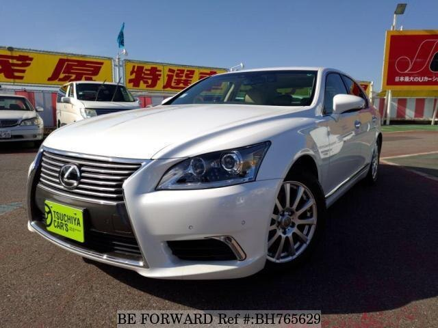 Used 2013 LEXUS LS BH765629 for Sale