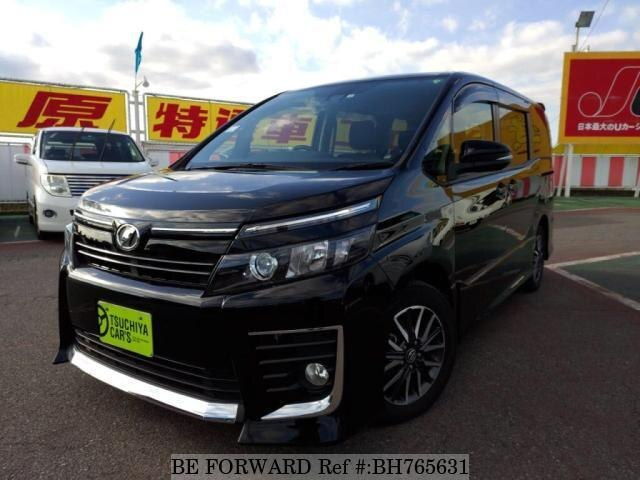 Used 2016 TOYOTA VOXY BH765631 for Sale
