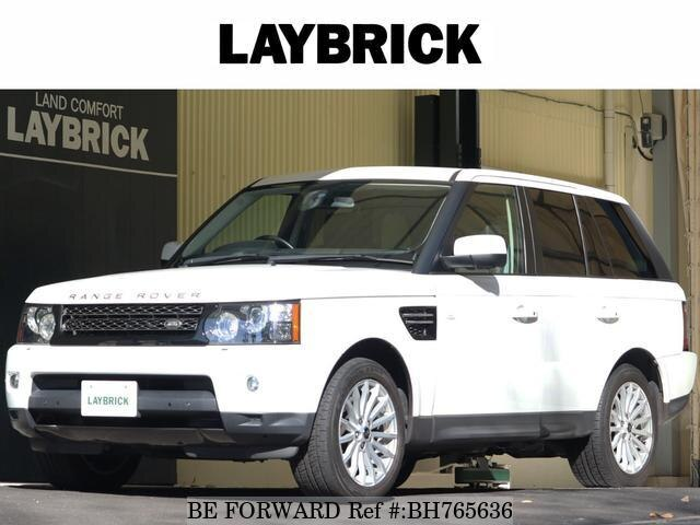 Used 2013 LAND ROVER RANGE ROVER SPORT BH765636 for Sale