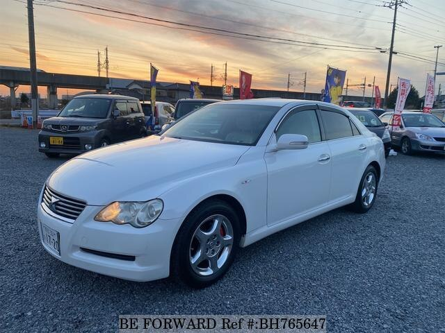 Used 2005 TOYOTA MARK X BH765647 for Sale