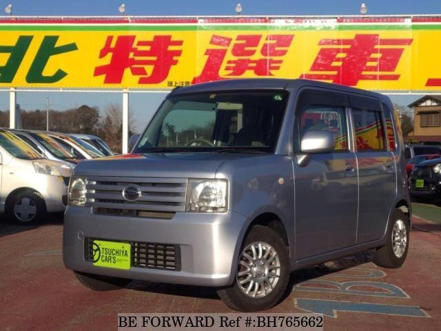 Used 2010 DAIHATSU MOVE CONTE BH765662 for Sale