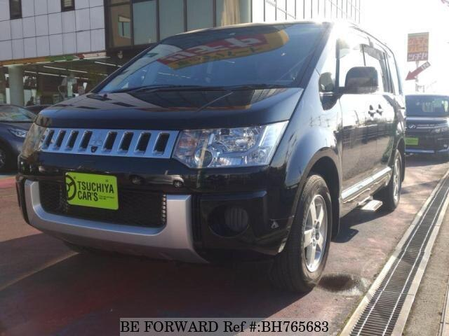 Used 2011 MITSUBISHI DELICA D5 BH765683 for Sale