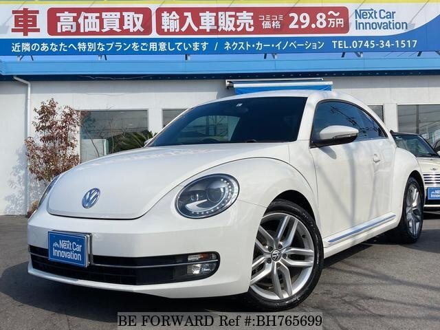 Used 2013 VOLKSWAGEN THE BEETLE BH765699 for Sale
