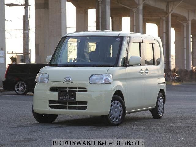 Used 2010 DAIHATSU TANTO BH765710 for Sale
