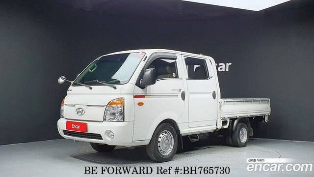 Used 2011 HYUNDAI PORTER BH765730 for Sale