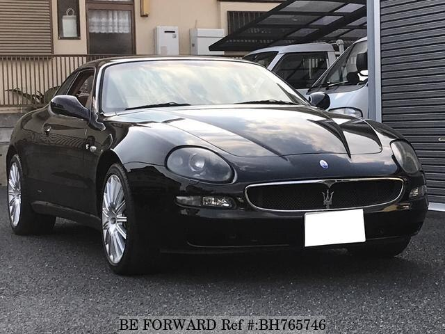 Used 2004 MASERATI COUPE BH765746 for Sale