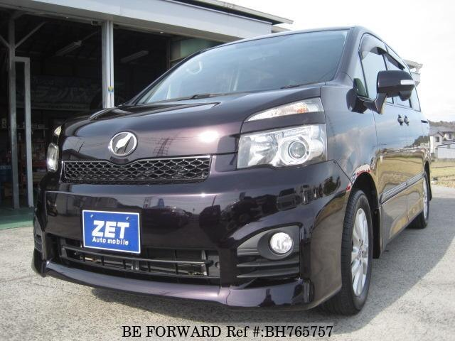 Used 2011 TOYOTA VOXY BH765757 for Sale