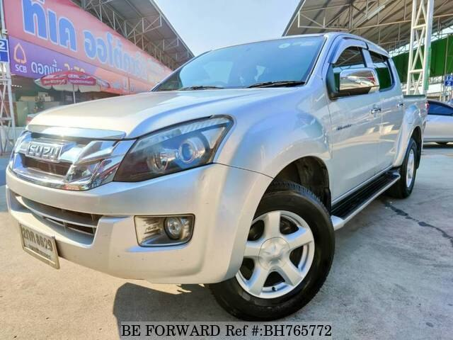 Used 2013 ISUZU D-MAX BH765772 for Sale