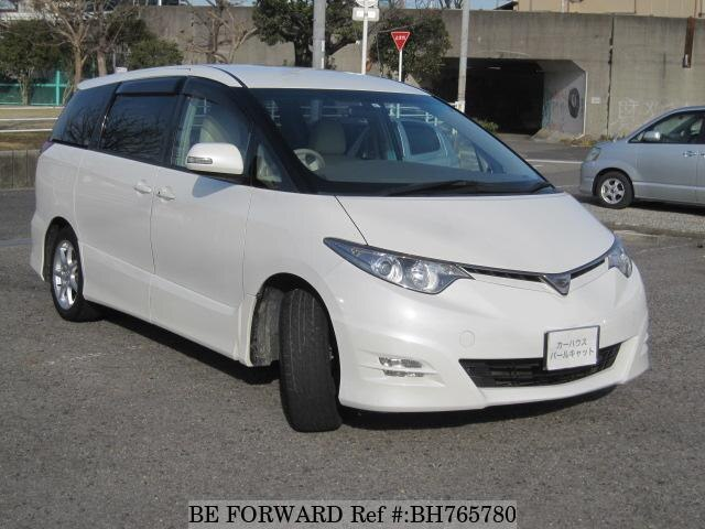 Used 2007 TOYOTA ESTIMA BH765780 for Sale