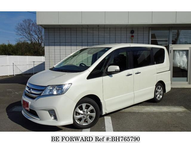 Used 2012 NISSAN SERENA BH765790 for Sale