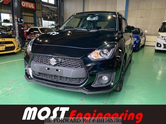 Used 2017 SUZUKI SWIFT BH765795 for Sale