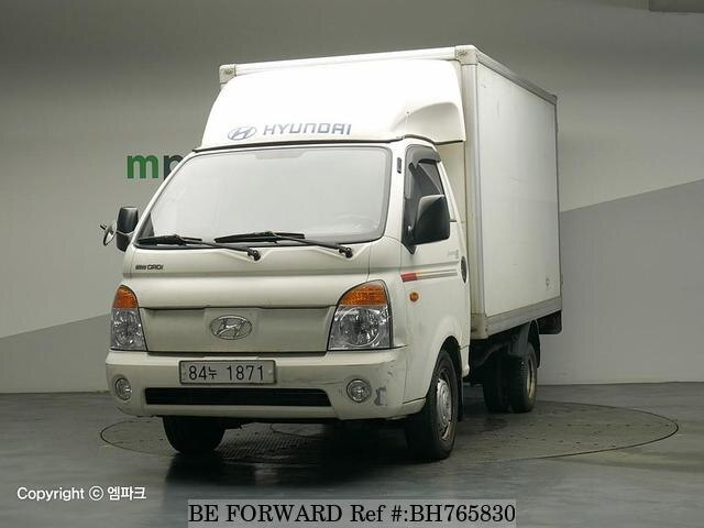 Used 2011 HYUNDAI PORTER BH765830 for Sale