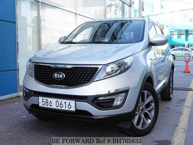 Used 2014 KIA SPORTAGE BH765833 for Sale