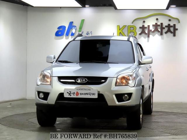 Used 2010 KIA SPORTAGE BH765839 for Sale