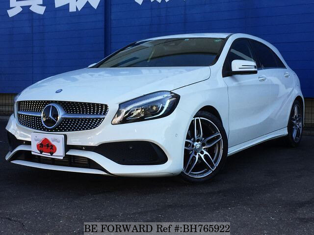 Used 2016 MERCEDES-BENZ A-CLASS BH765922 for Sale