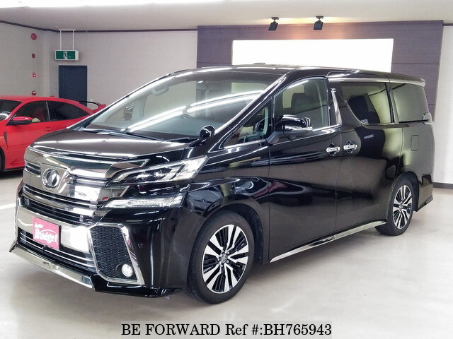 Used 2016 TOYOTA VELLFIRE BH765943 for Sale