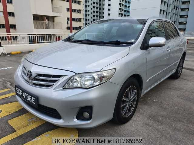 Used 2012 TOYOTA COROLLA ALTIS BH765952 for Sale