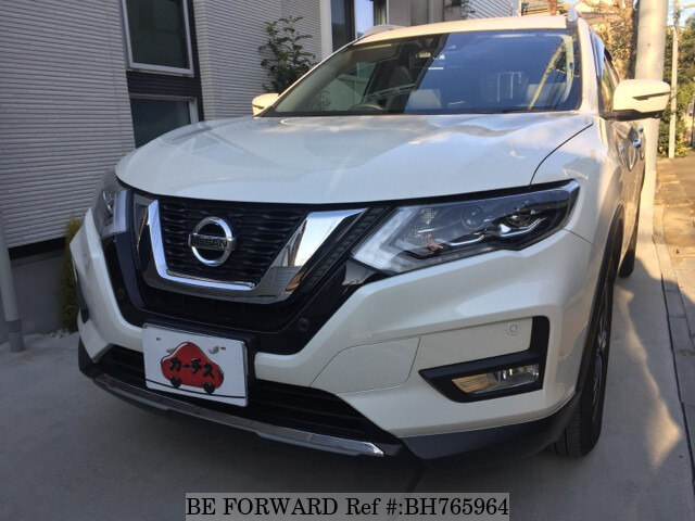 Used 2018 NISSAN X-TRAIL BH765964 for Sale