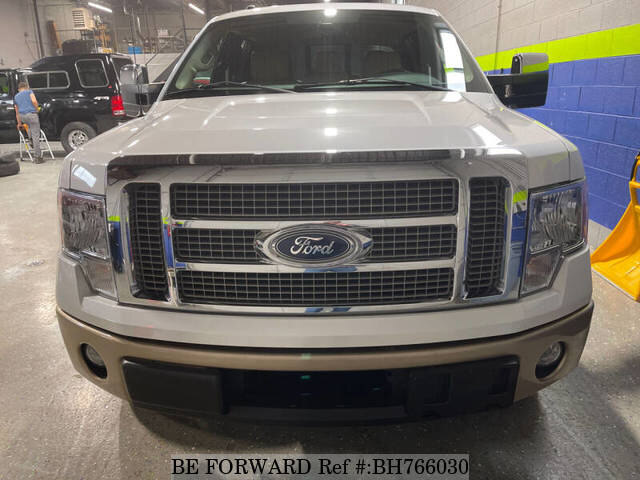 Used 2012 FORD F150 BH766030 for Sale