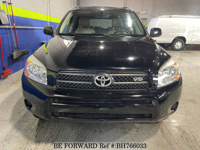 Used 2008 TOYOTA RAV4 BH766033 for Sale