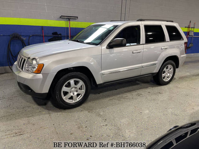 Used 2010 JEEP GRAND CHEROKEE BH766038 for Sale