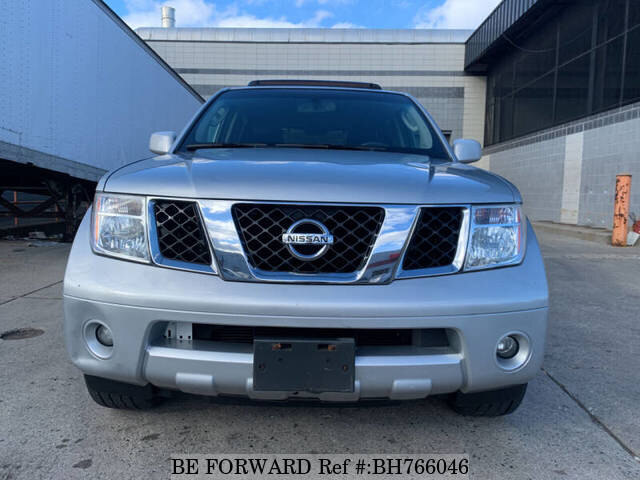 Used 2007 NISSAN PATHFINDER BH766046 for Sale