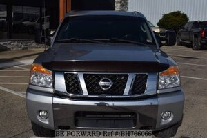 Used 2011 NISSAN TITAN BH766066 for Sale