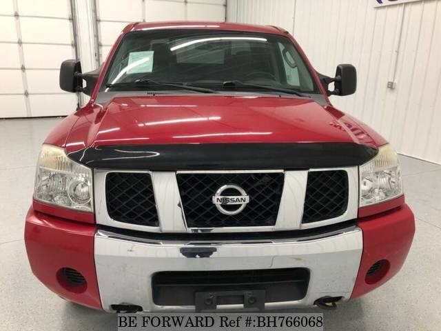 Used 2007 NISSAN TITAN BH766068 for Sale