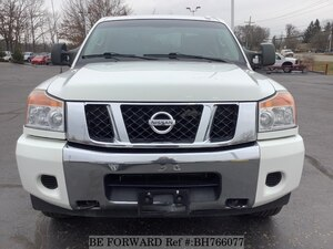 Used 2015 NISSAN TITAN BH766077 for Sale
