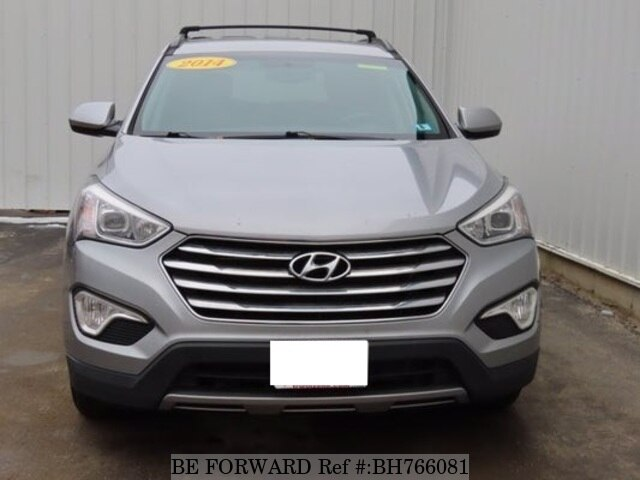 Used 2014 HYUNDAI SANTA FE BH766081 for Sale
