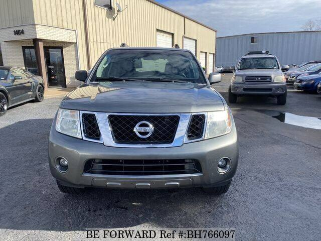 Used 2009 NISSAN PATHFINDER BH766097 for Sale