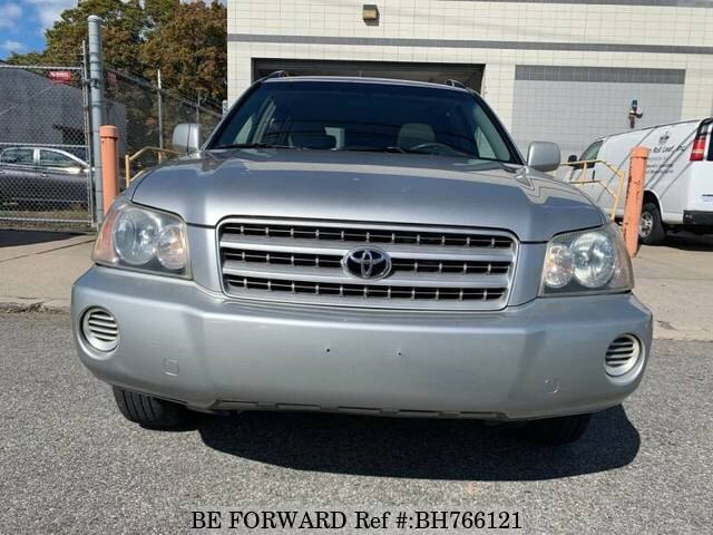 Used 2002 TOYOTA HIGHLANDER BH766121 for Sale