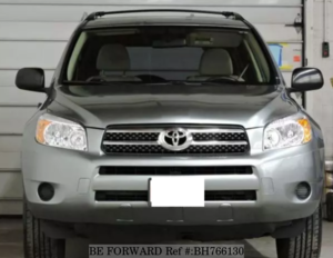 Used 2009 TOYOTA RAV4 BH766130 for Sale