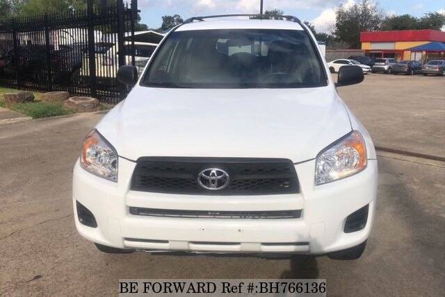 Used 2010 TOYOTA RAV4 BH766136 for Sale