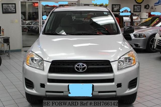 Used 2012 TOYOTA RAV4 BH766142 for Sale