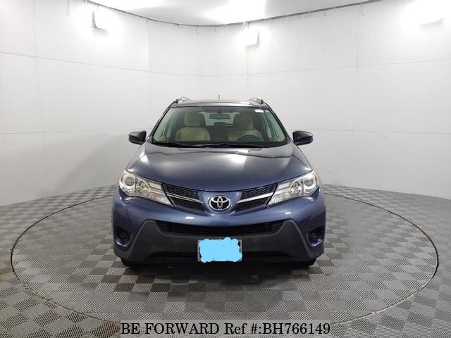 Used 2013 TOYOTA RAV4 BH766149 for Sale