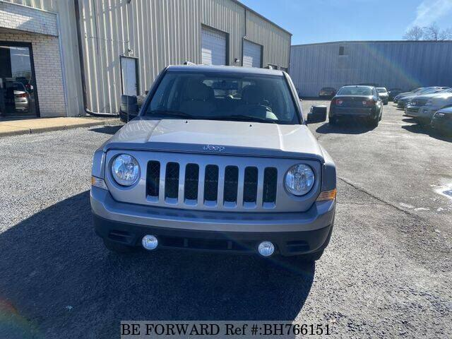Used 2016 JEEP PATRIOT BH766151 for Sale