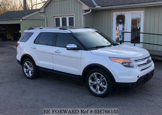 Used 2012 FORD EXPLORER BH766155 for Sale