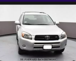 Used 2007 TOYOTA RAV4 BH766163 for Sale